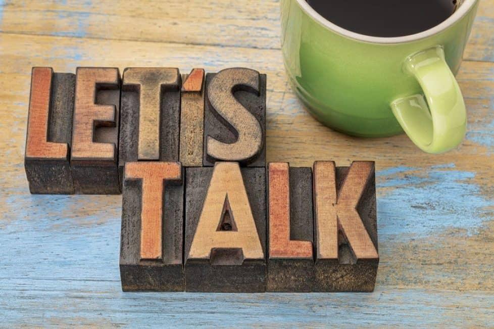 lets talk smaller